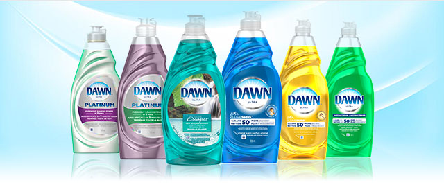 Dawn® products coupon