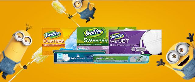 Swiffer® Refills coupon