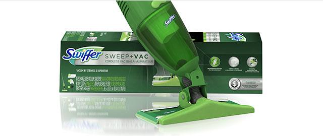 Swiffer® Sweep & Vac Starter Kit coupon