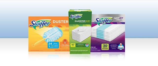 Swiffer® Refills coupon