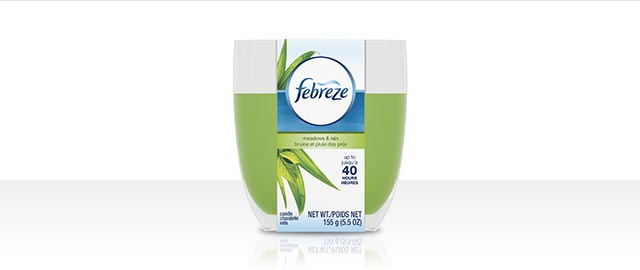 Febreze® Candles coupon