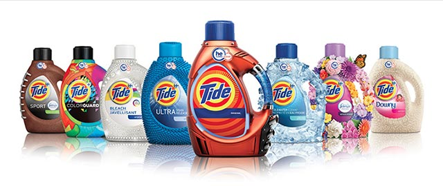 Tide® Liquid Detergent coupon