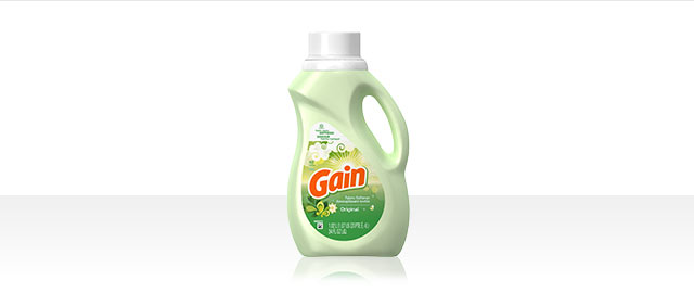 Gain® Fabric Softener coupon