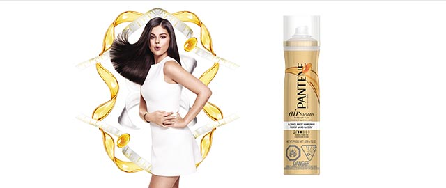Pantene® Air Spray coupon