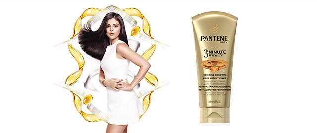 Pantene® 3 Minute Miracle coupon