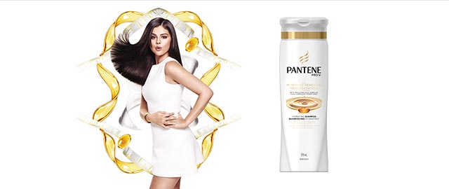 Pantene® Shampoo products coupon
