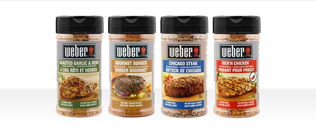 Weber Seasonings coupon