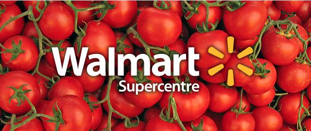 At Walmart: Tomatoes coupon