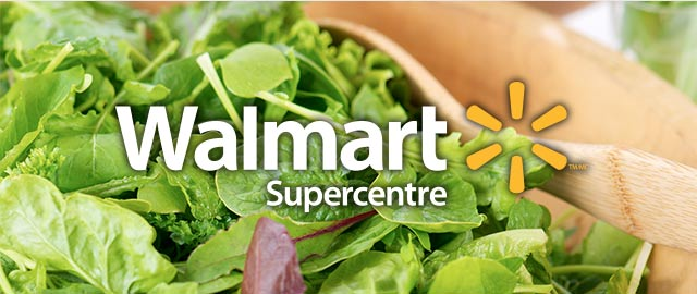 At Walmart: Salad Greens coupon