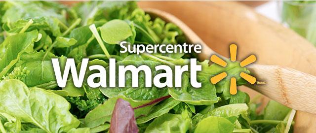 Chez Walmart: Laitue coupon