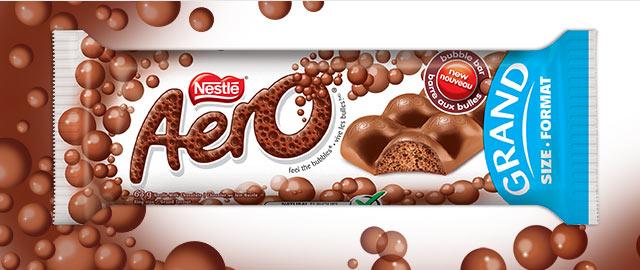 AERO® Grande Bar coupon