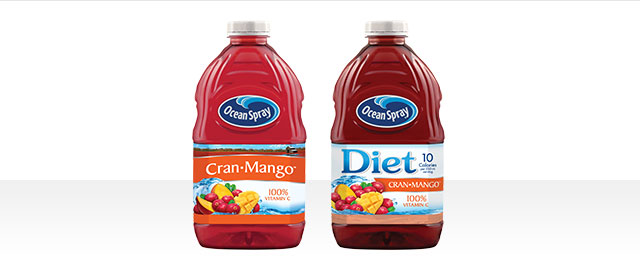 Ocean Spray® Beverages coupon