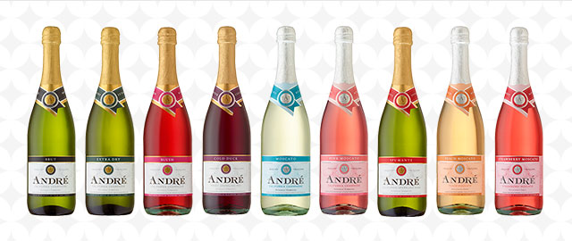 André California Champagne coupon