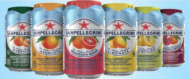 UNLOCKED! SANPELLEGRINO® Sparkling Fruit Beverage  coupon