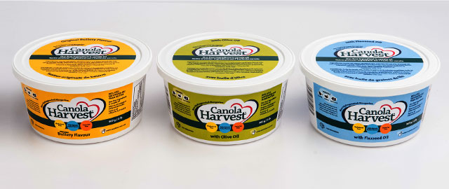 Canola Harvest® Margarine coupon