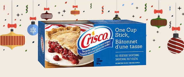 Crisco® One Cup Stick coupon