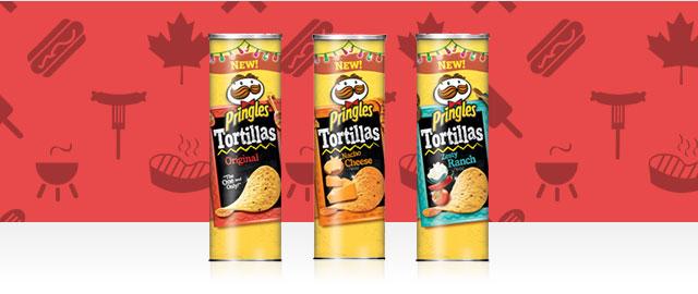 Buy 2: Pringles* Tortilla Chips  coupon