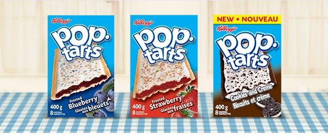 Kellogg's* Pop-Tarts* Toaster Pastries (CRM Test) coupon