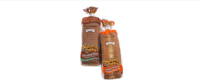 Nature's Own Bread coupon