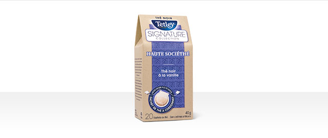 Tetley Signature Collection High Tea tea coupon