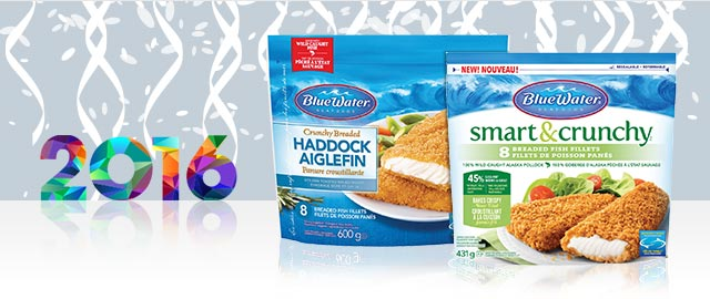 BlueWater® Seafoods Frozen Fish Products coupon