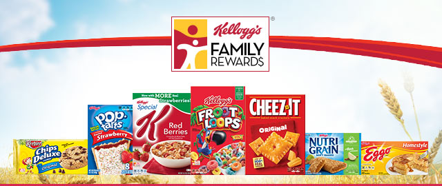 Kellogg's Family Rewards® coupon