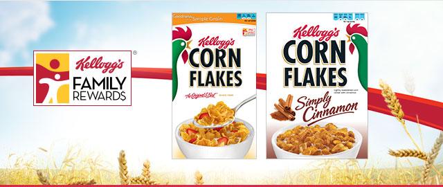 Buy 2: Kellogg's® Corn Flakes® Cereals coupon