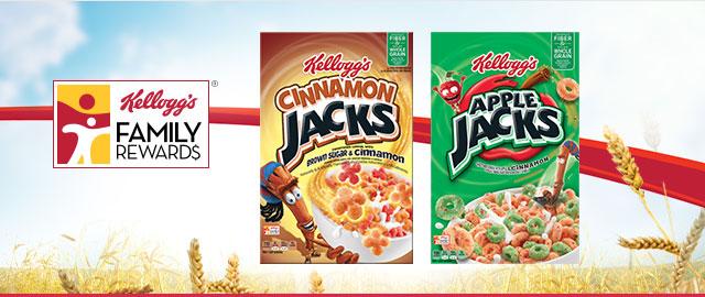 Buy 2: Kellogg's® Apple Jacks® Cereals coupon
