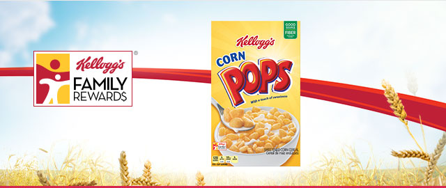 Buy 2: Kellogg's® Corn Pops® Cereals coupon