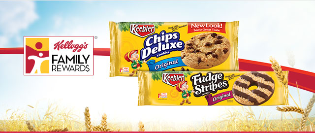 Buy 2: Keebler® Cookies coupon