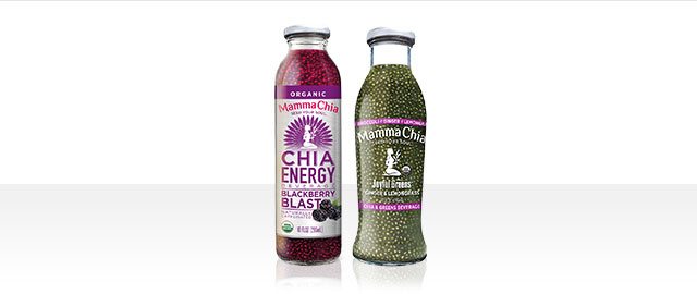 Select Mamma Chia Beverages coupon