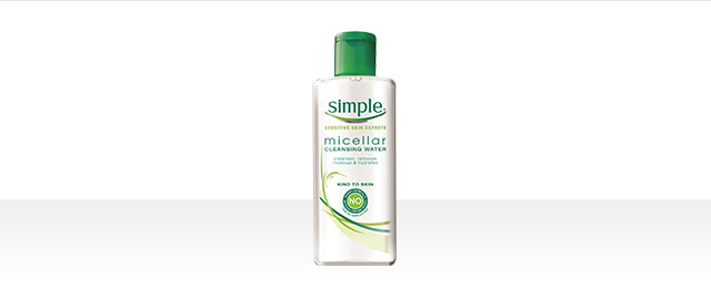 At Walmart: Simple Skincare products coupon