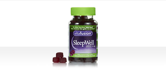 Vitafusion™ SleepWell Gummy Supplements for Adults coupon