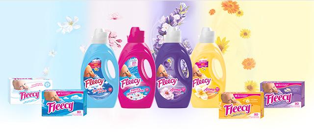Produits Fleecy* coupon