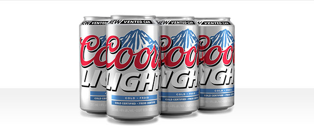 Coors Light 6x355 mL cans* coupon