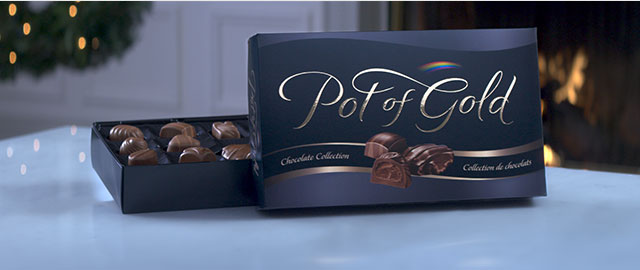 POT OF GOLD Chocolates coupon