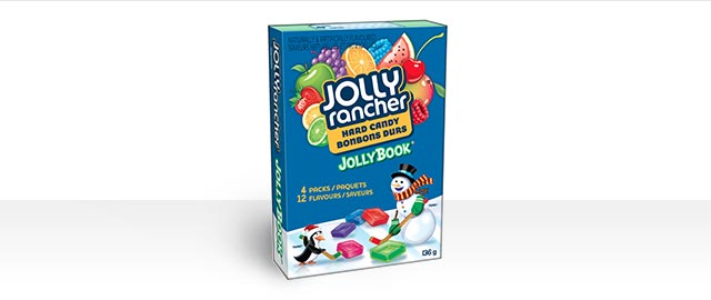 JOLLY RANCHER candy JOLLY BOOK coupon
