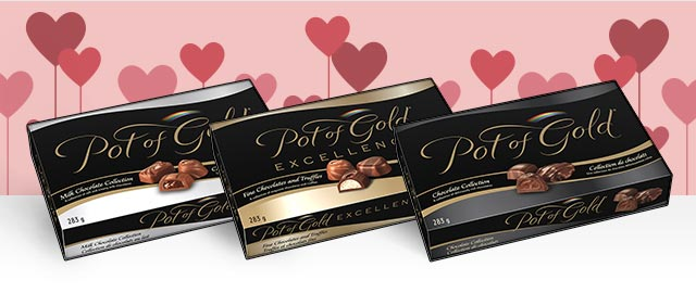 Select POT OF GOLD Chocolates coupon