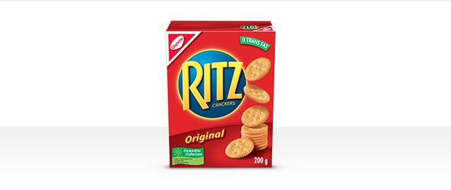 UNLOCKED! RITZ Cracker coupon