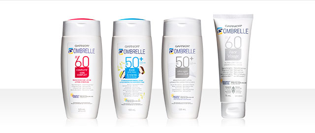 Ombrelle® Sunscreen by Garnier  coupon
