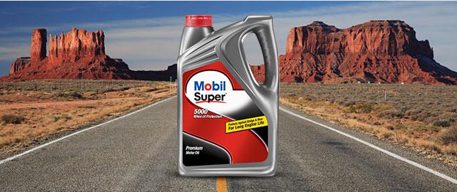 At Walmart: Mobil Super™ Motor Oil coupon