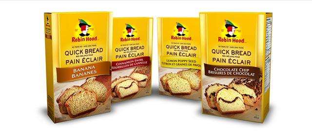 UNLOCKED! Select Robin Hood® Quick Bread Mixes coupon
