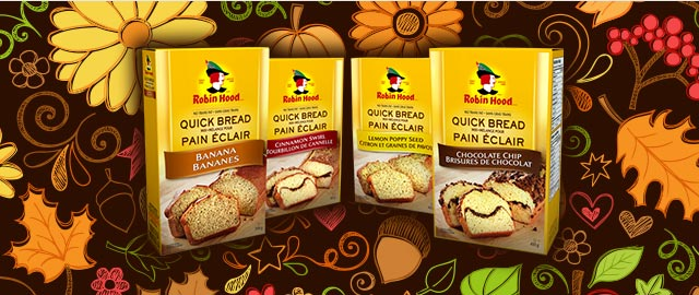 Select Robin Hood® Quick Bread Mixes coupon
