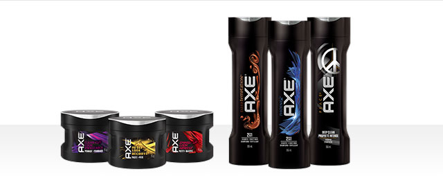 AXE Shampoo or Styling products coupon