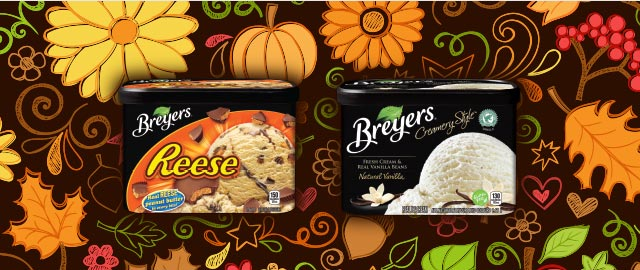 Breyers® ice cream coupon