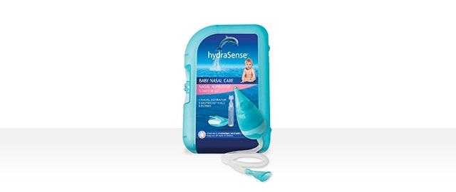 hydraSense® Nasal Aspirator Starter Kit coupon