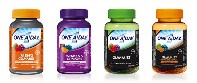 One A Day® Gummies coupon