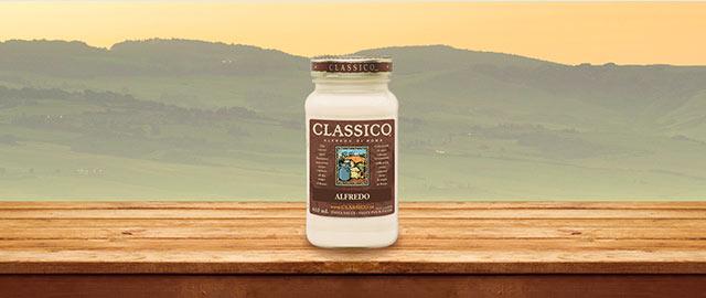 Classico® Alfredo Sauces coupon