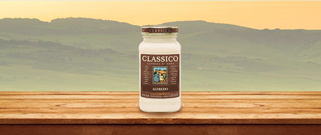 Classico® Alfredo Sauces coupon