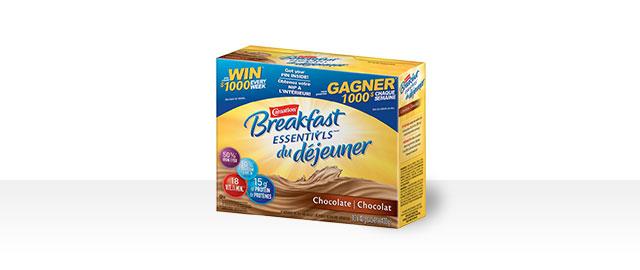 Carnation Breakfast Essentials Powder coupon